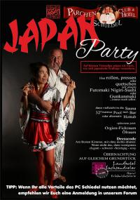 JAPAN-PARTY