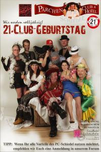 21.Club-Geburtstag