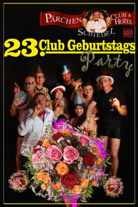 23. SCHIED'LER CLUB GEBURTSTAGS PARTY