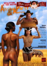 AFRIKA & AMARULA-PARTY