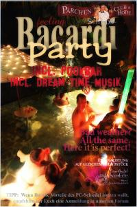 BACARDI-PARTY