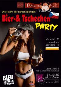 TSCHECHEN - oder BIER-PARTY