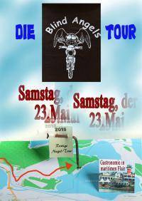 BLIND ANGEL, die TOUR