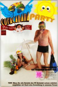 COPACABANA-PARTY, der Urlaub kehrt zurück ...