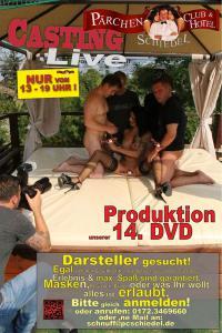 CASTING live     zu unserer 14. DVD