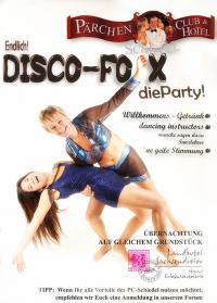 Disco und Fox Night