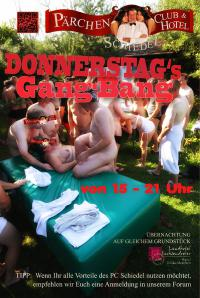 DONNERSTAGS-GANG-BANG
