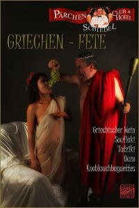 GRIECHEN - FETE
