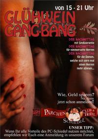 GLÜHWEIN-GANGBANG