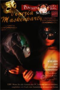 VENEZIA - DER MASKENBALL Vol.10