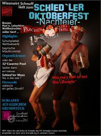 SCHIED'LER OKTOBERFEST - die NACHFEIER