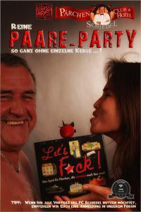 PAARE-PARTY, so ganz ohne einzelne Kerle ...