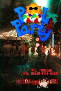 POOL-PARTY, wie ein bischen Urlaub