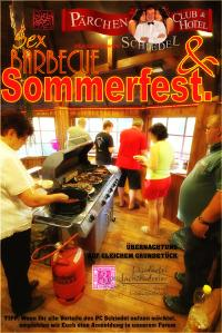 SEX, BARBECUE - SOMMERFEST