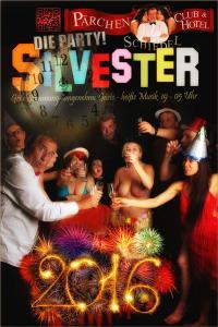 GROSSE SILVESTER GALA 2016