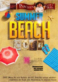 SUMMER-BEACH-CLUB 2017 n