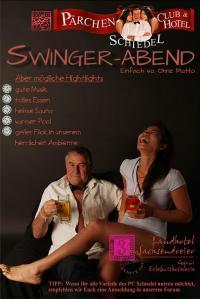 SWINGER-ABEND, so ganz ohne Motto
