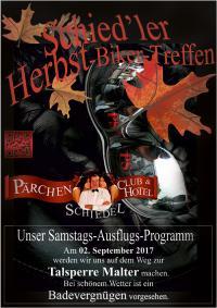 SCHIED'LER HERBST BIKERTREFFEN