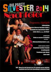 SILVESTER-NACHFEIER