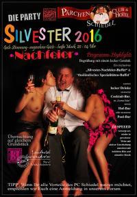SILVESTER-NACHFEIER 2016 für alle, die nicht hingegangen sind ...