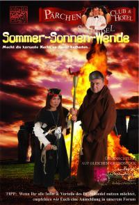 SOMMER-SONNEN-WENDE