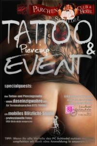 TATTOO & PIERCING EVENT