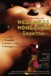 WELLNESS-WOHLFÜHL-SONNTAG