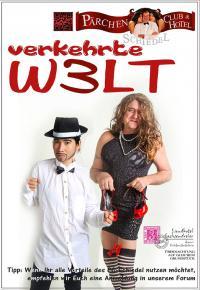 Verkehrte-Welt-Party.