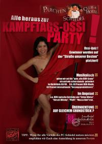 KAMPFTAGS-OSSI-PARTY