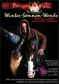 WINTER-SONNEN-WENDE