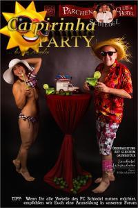 CAIPIRINHA-PARTY, wie im Urlaub ...